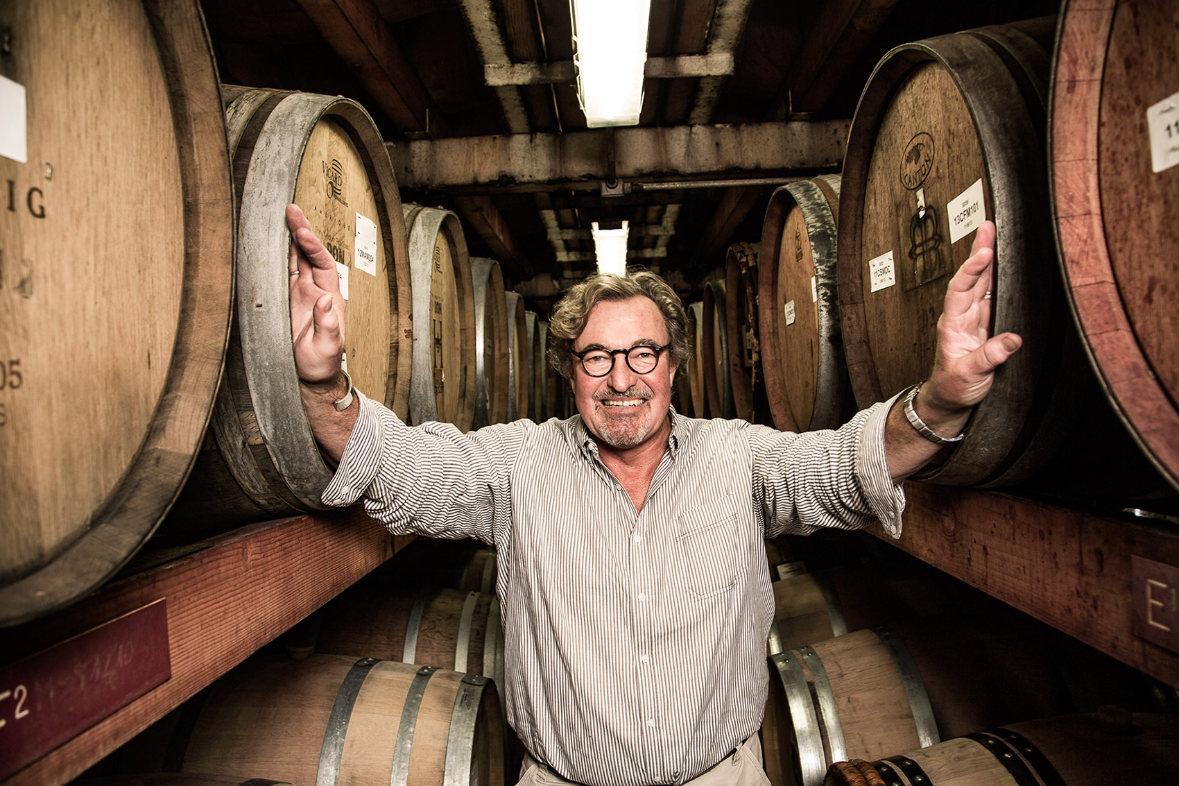 Kerry Damskey, Consultant Winemaker