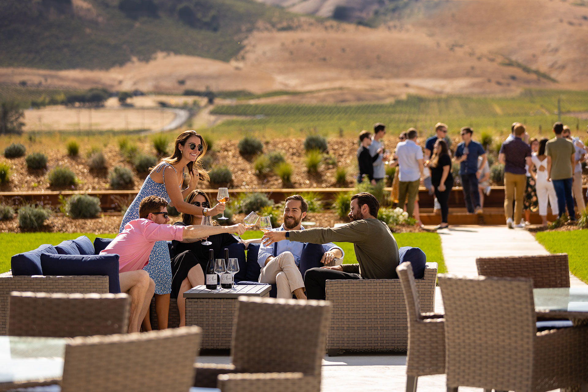 Lifestyle at Anaba-winery-carneros