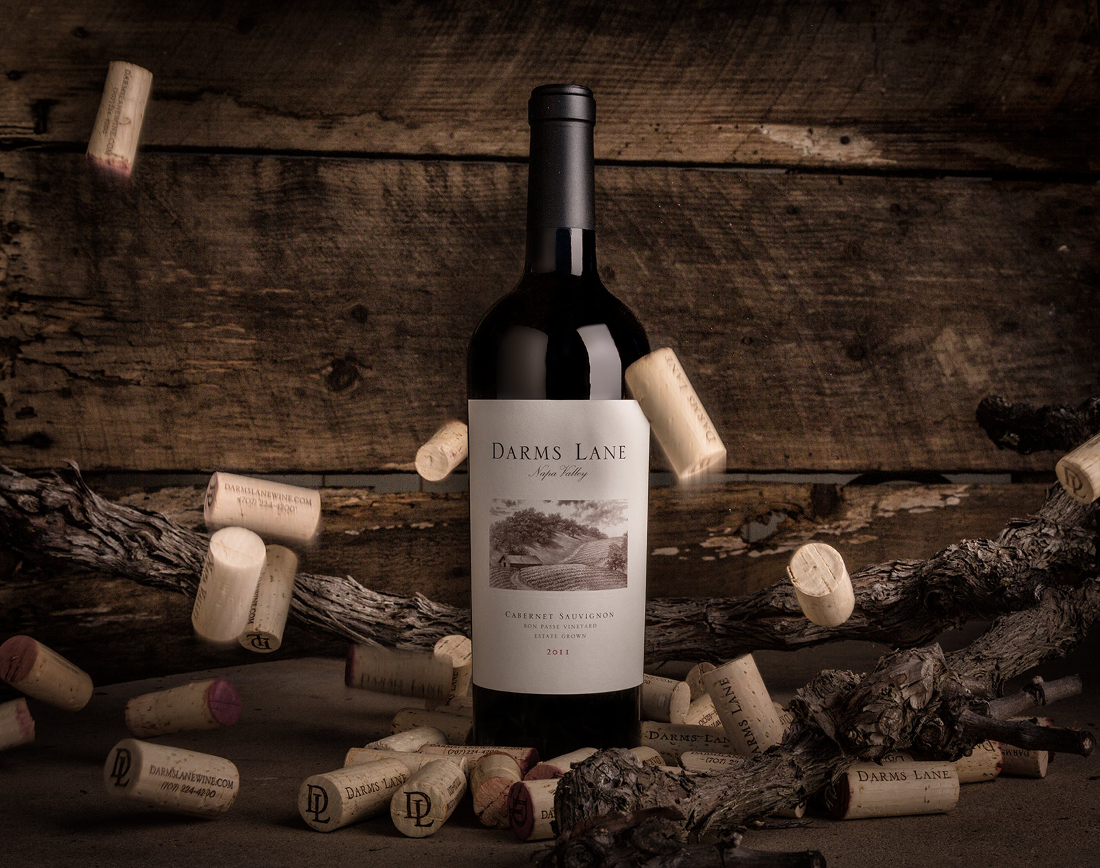 Darms Lane Winery - Napa Valley - Product  Shot